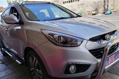Used 0 Hyundai Ix35 1.7CRDi Premium