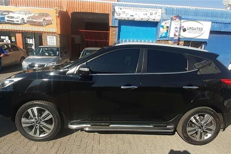 Used 2014 Hyundai Ix35 1.7CRDi Premium Special Edition