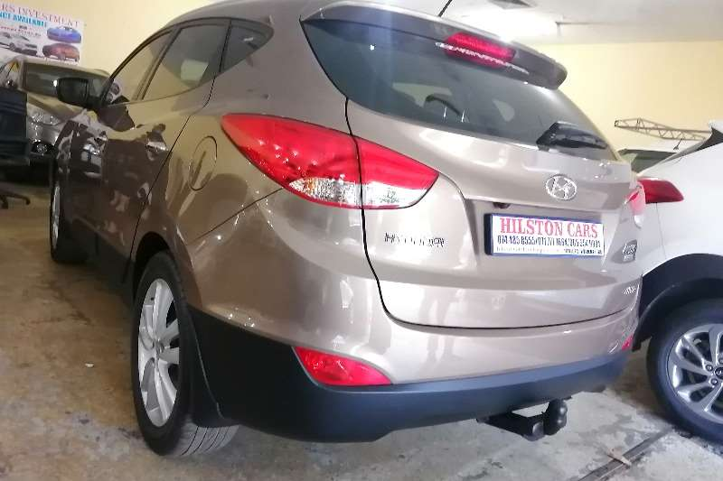 Used 2015 Hyundai Ix35 1.7CRDi Premium Special Edition