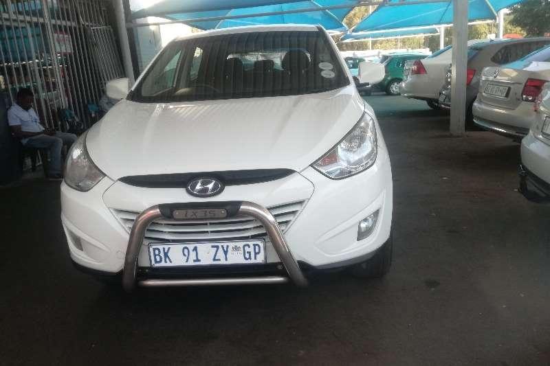 Hyundai Ix35 2.0 2011