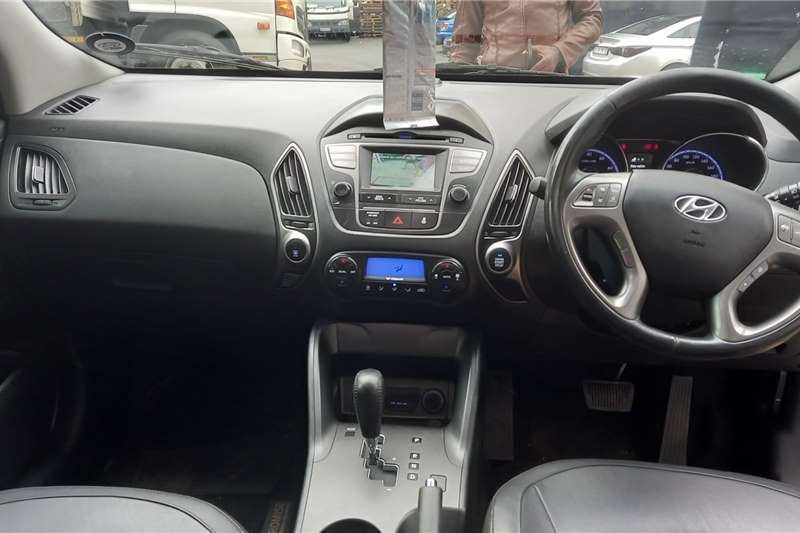 Hyundai Ix35 2.0 2015