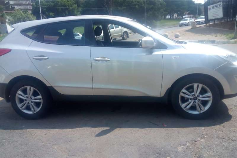 Used 2010 Hyundai Ix35 2.0 Elite