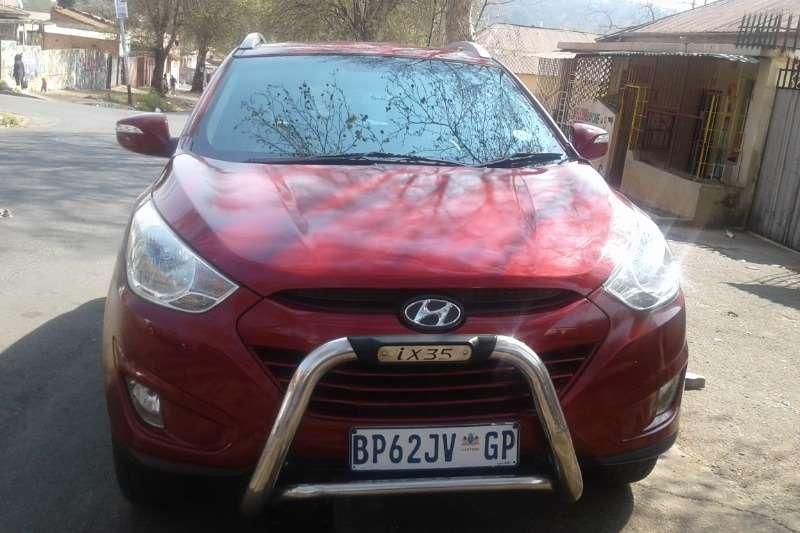 Hyundai Ix35 2.0 Elite 2011
