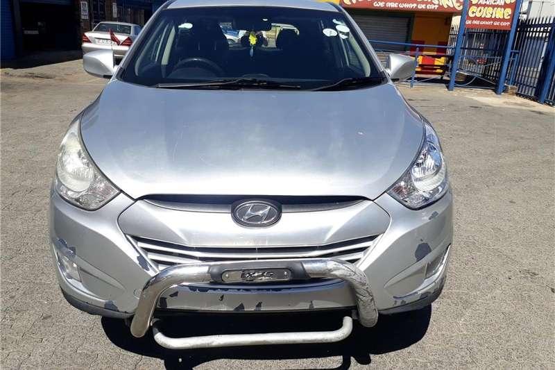 Hyundai Ix35 2.0 Elite 2012