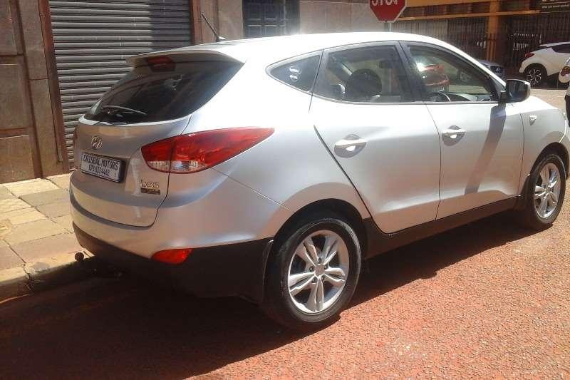 Used 2012 Hyundai Ix35 2.0 Elite