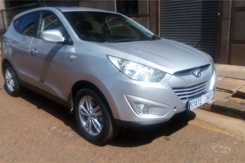 2012 Hyundai ix35 ix35 2.0 Elite