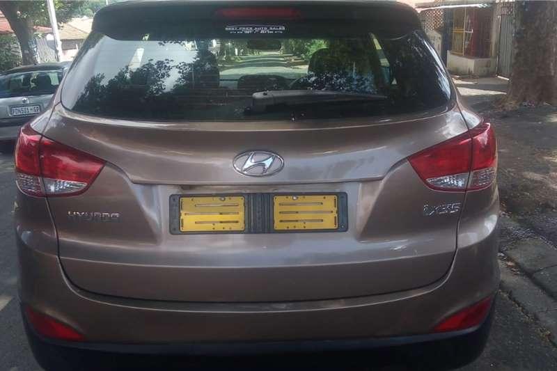 Used 2013 Hyundai Ix35 2.0 Elite