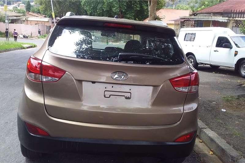 Hyundai Ix35 2.0 Elite 2013