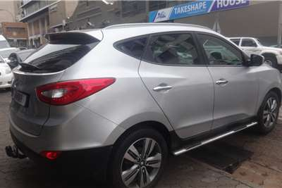 Hyundai Ix35 2.0 Elite 2014