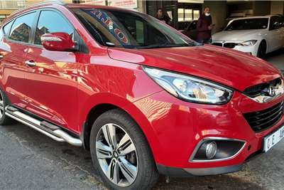 Used 2014 Hyundai Ix35 2.0 Elite