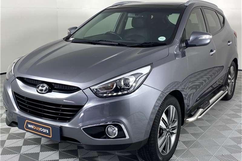 2014 Hyundai ix35 ix35 2.0 Elite