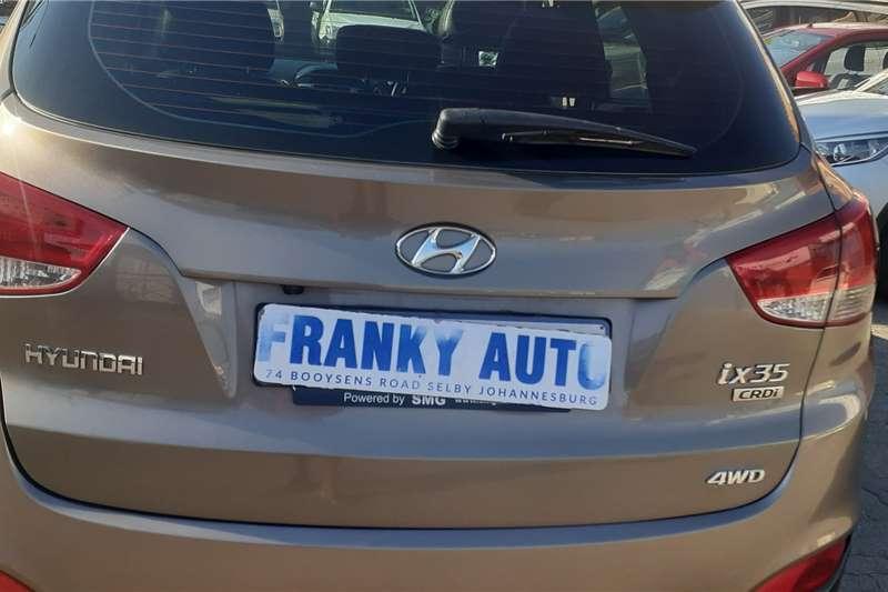 Used 2015 Hyundai Ix35 2.0 Elite