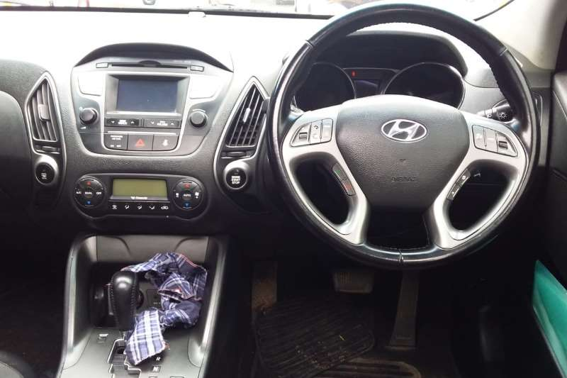 Hyundai Ix35 2.0 Elite 2016