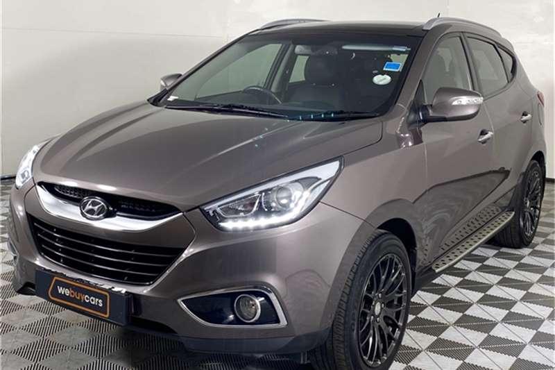 2016 Hyundai ix35 ix35 2.0 Elite