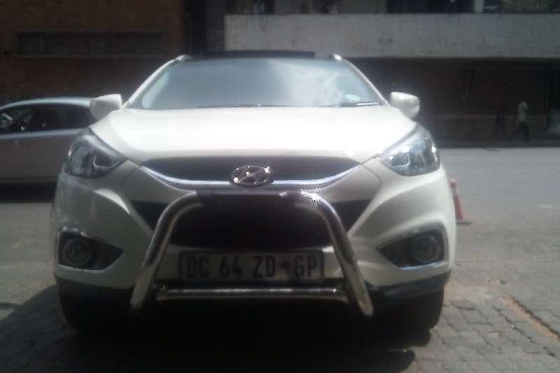 Hyundai Ix35 2.0 Elite auto 2014