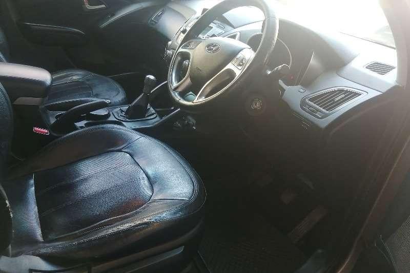 0 Hyundai ix35 ix35 2.0 Elite
