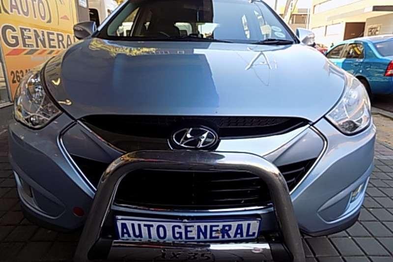 Hyundai Ix35 2.0 Elite Special Edition 2010