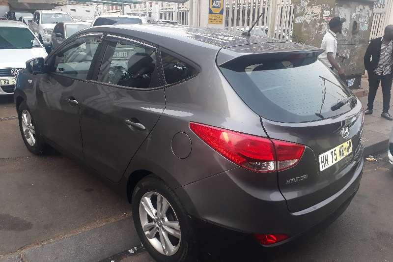 Hyundai Ix35 2.0 Elite Special Edition 2013