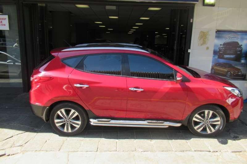 Hyundai Ix35 2.0 Elite Special Edition 2014