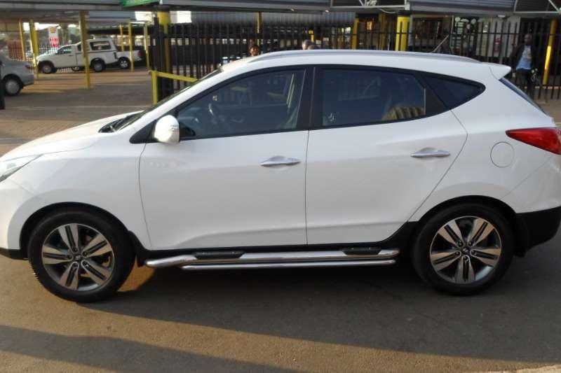 Hyundai Ix35 2.0 Elite Special Edition 2015