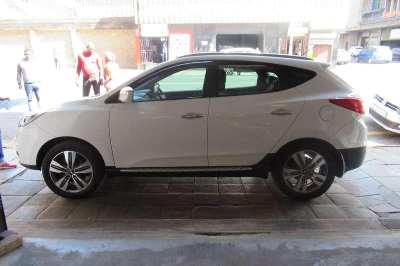 Hyundai Ix35 2.0 Elite Special Edition 2016