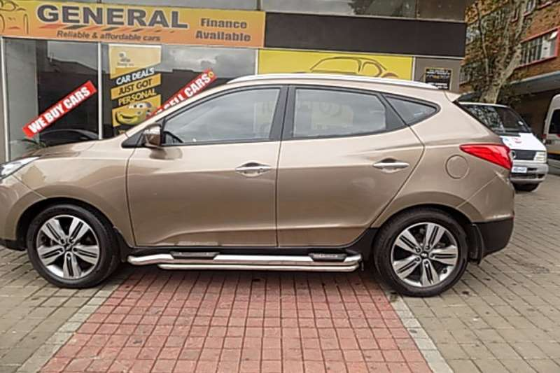 Hyundai Ix35 Ix35 2 0 Elite Special Edition For Sale In Gauteng