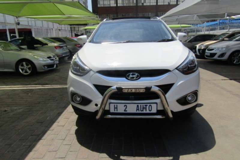 Hyundai Ix35 2.0 Elite with REVERSING CAMERAPANORAMIC ROOF 2014