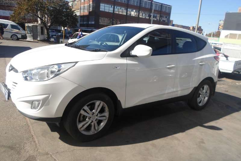 Hyundai Ix35 2.0 Executive 2009