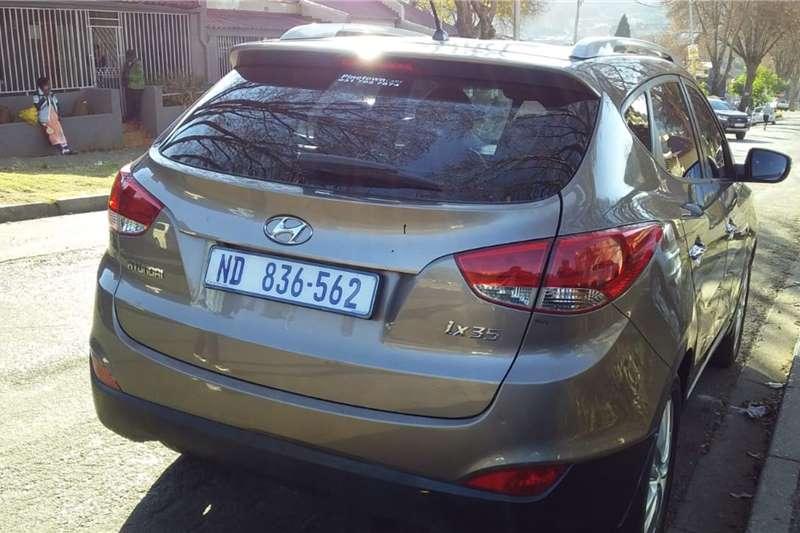 Used 2010 Hyundai Ix35 2.0 Executive