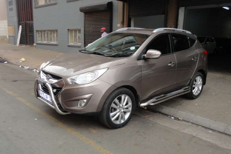 Hyundai Ix35 2.0 Executive 2011