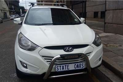 Used 2011 Hyundai Ix35 2.0 Executive
