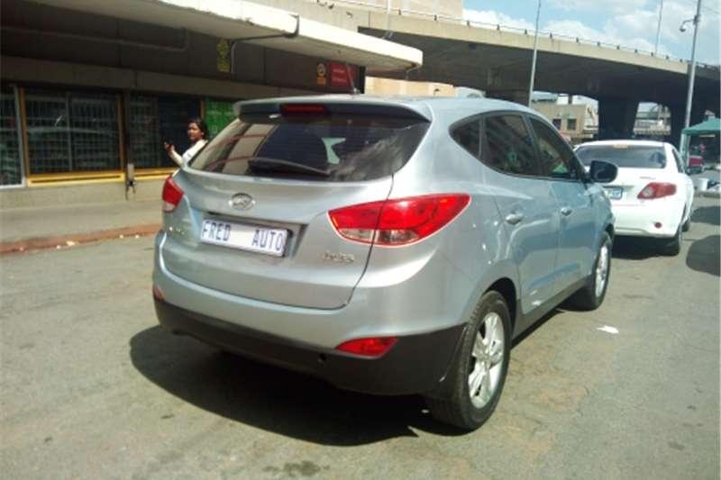 2012 Hyundai ix35 ix35 2.0 Executive