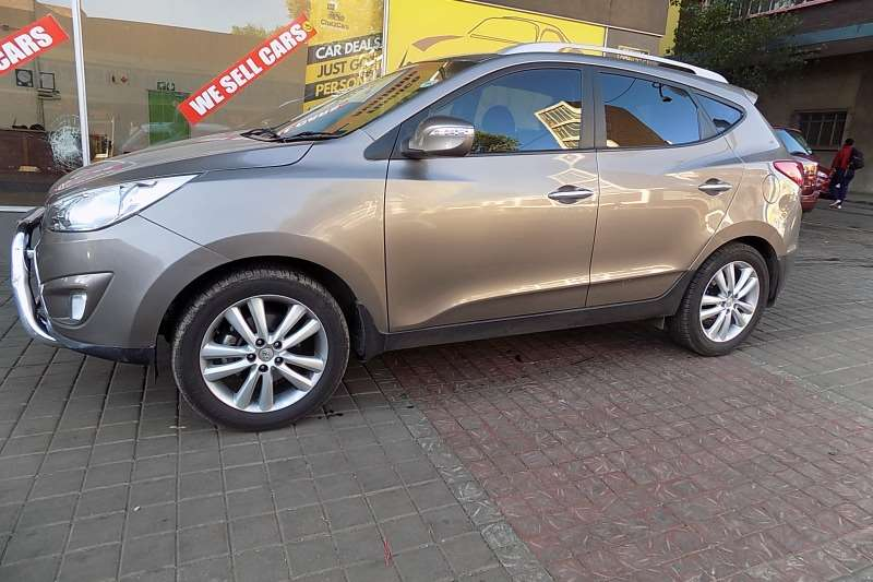 Hyundai Ix35 2.0 Executive 2012
