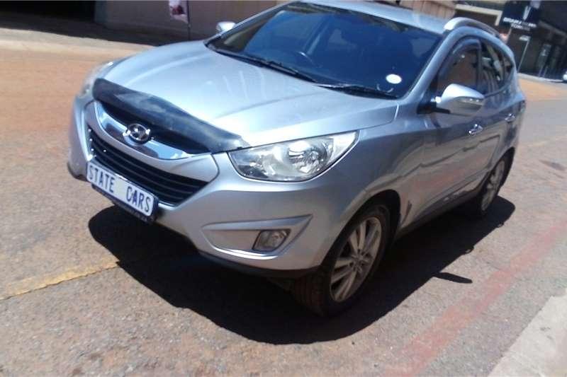 Used 2012 Hyundai Ix35 2.0 Executive