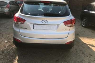 Hyundai Ix35 2.0 Executive 2013