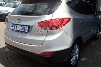2013 Hyundai ix35 ix35 2.0 Executive