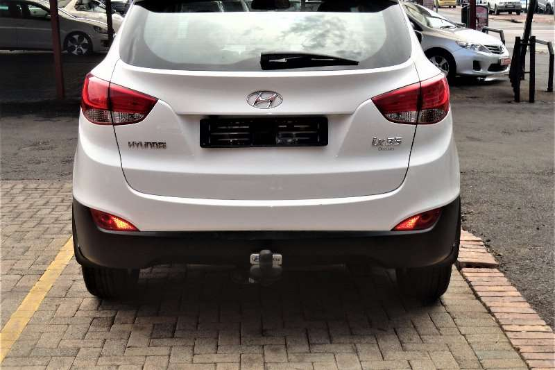 Hyundai ix35 2.0 Executive 2014