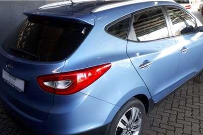 Hyundai Ix35 2.0 Executive 2014