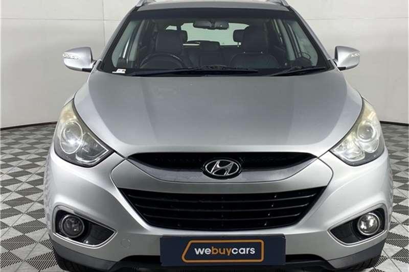 2014 Hyundai ix35 ix35 2.0 Executive