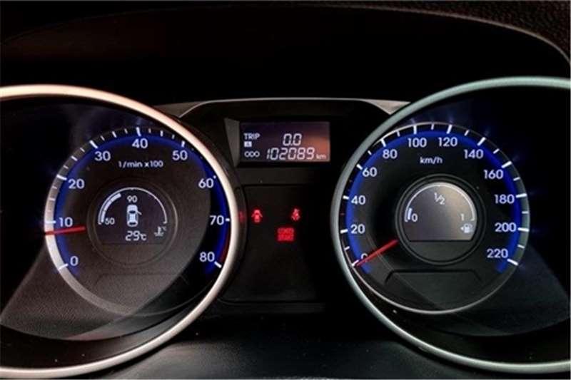 Used 2014 Hyundai Ix35 2.0 Executive