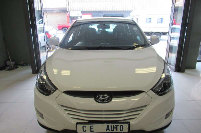 Hyundai Ix35 2.0 Executive 2015