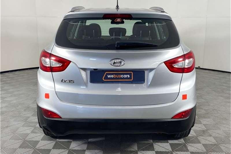 2015 Hyundai ix35 ix35 2.0 Executive