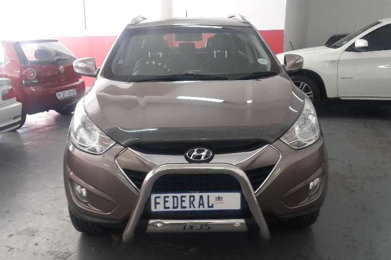 Used 2010 Hyundai Ix35 2.0 Executive auto