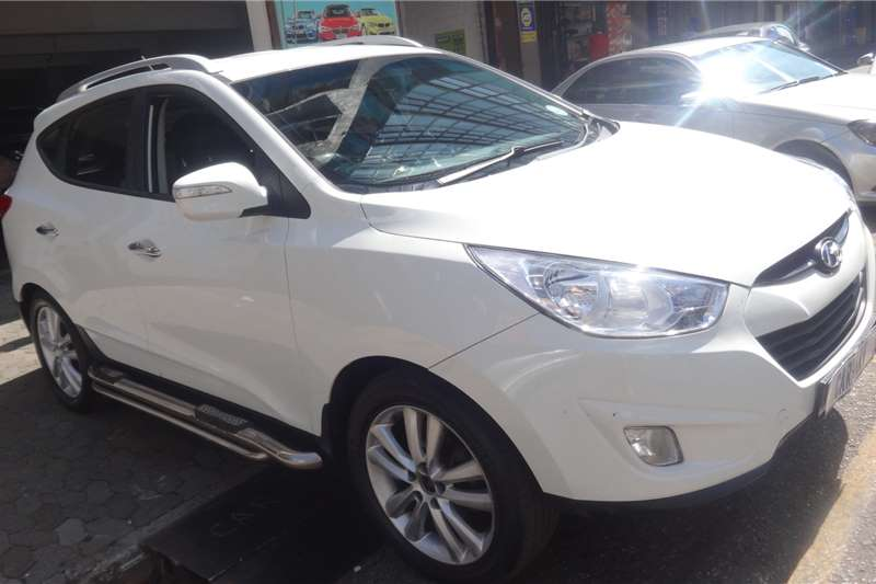 Hyundai Ix35 2.0 Executive auto 2010