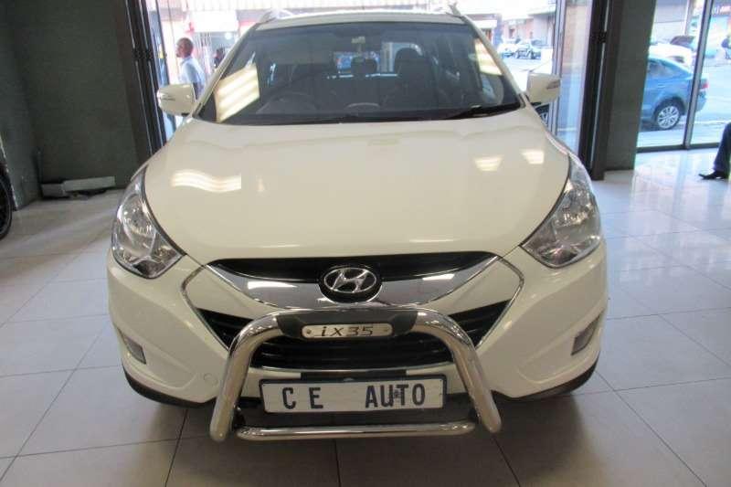 Hyundai Ix35 2.0 Executive auto 2011