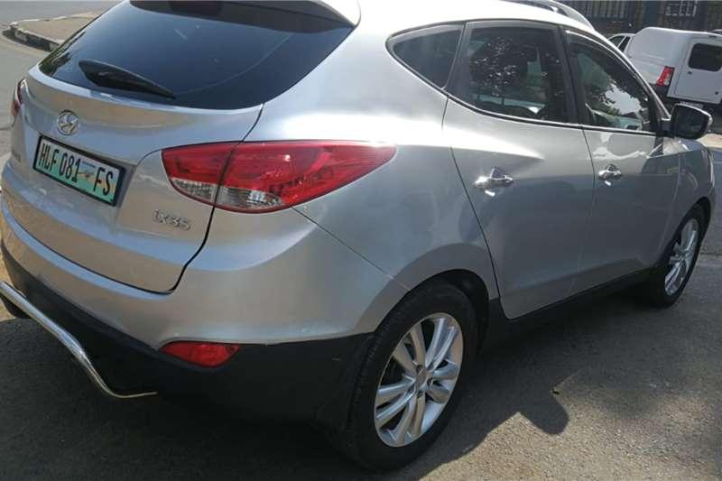Used 2011 Hyundai Ix35 2.0 Executive auto