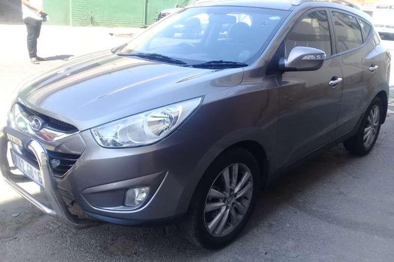 Hyundai Ix35 2.0 Executive auto 2012