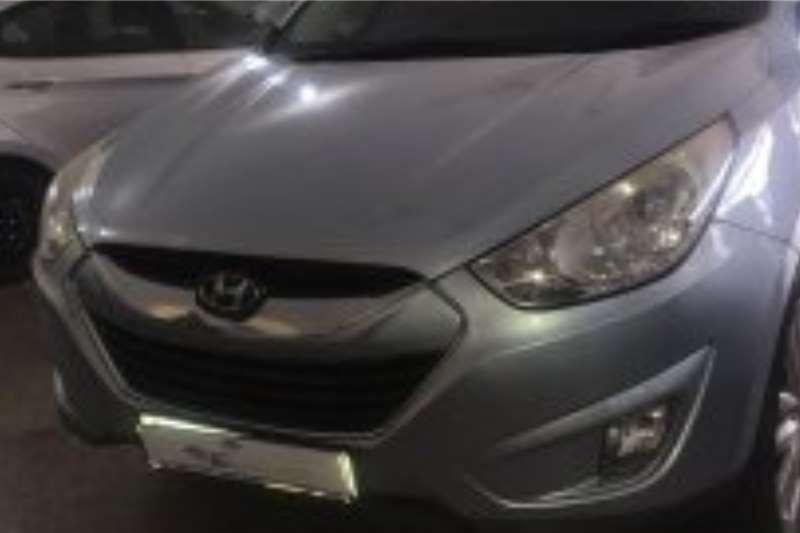 Hyundai Ix35 2.0 Executive auto 2012