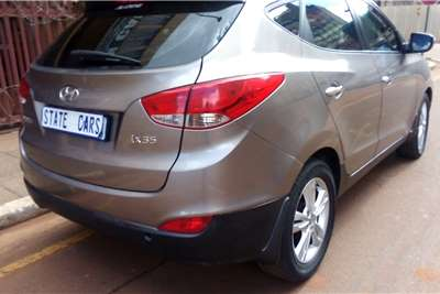 Used 2012 Hyundai Ix35 2.0 Executive auto