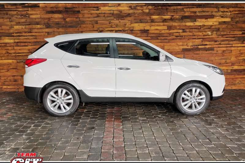 Hyundai Ix35 2.0 Executive auto 2013